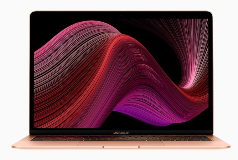APPLE ANNOUNCED MACBOOK AIR 2020: 2x Faster Performance, New Magic Keyboard, and Cheapest Apple MacBook ever