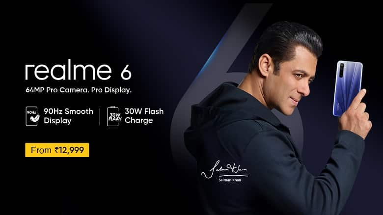 Realme 6 & 6 Pro Launched in India: Price, Full Specs, Availability