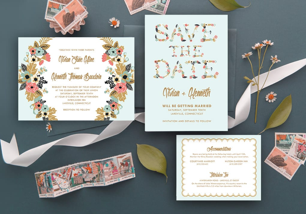 how to make invitations for impromptu events