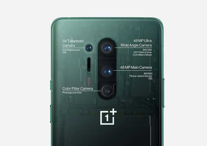 OnePlus 8 & OnePlus 8 Pro Launched: Camera