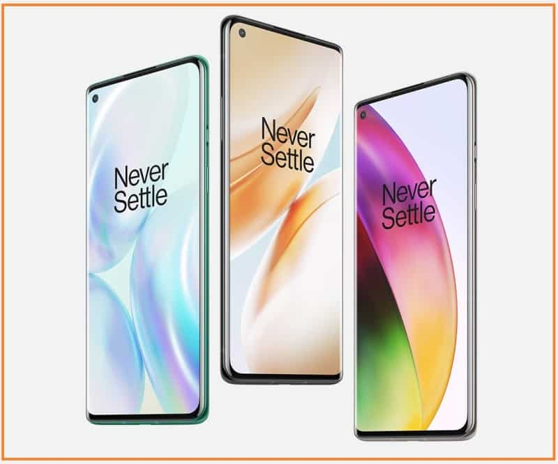 OnePlus 8 & OnePlus 8 Pro Launched