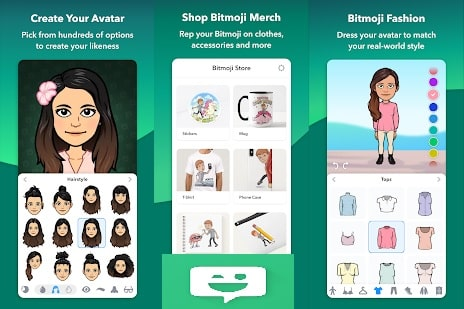 Top 10 Best Free Emoji Apps For Android Users: Bitmoji free emoji apps