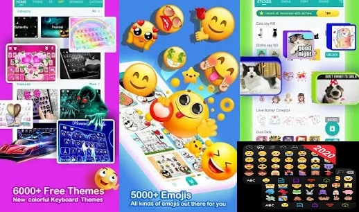 Top 10 Best Free Emoji Apps For Android Users: Emoji Keyboard