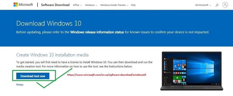 Download Windows 10 Upgrade Windows 10 duide