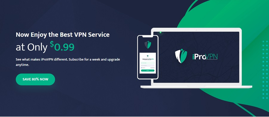 iProVPN: Best VPN to try the annonymus secruity